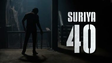 Suriya's 40th Film's First Look To Be Unveiled on July 22 at THIS Time (Watch Video)