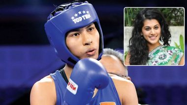 Tokyo Olympics 2020: Taapsee Pannu Hails Lovlina Borgohain's Tactics as the Indian Boxer Aims for Gold After Reaching the Semis