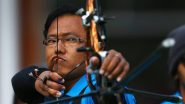 Indian Archer Tarundeep Rai Loses to Israel's Itay Shanny 6-5 in Men's Individual Round of 16 in Tokyo Olympics 2020