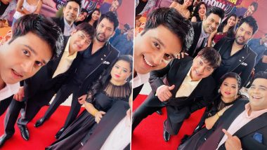 The Kapil Sharma Show: Comedian Shares Pictures With Bharti Singh, Krushna Abhishek; Announces They Are Coming Back Soon!