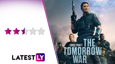 The Tomorrow War Movie Review: Chris Pratt's Sci-Fi Actioner Has a Solid Concept but Is Let Down by an Inconsistent Script (LatestLY Exclusive)