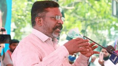 Tamil Nadu: VCK Plans Massive Rally to Retrieve Encroached Dalit Lands