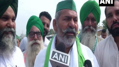 India News   Will Hold Our Own Parliament Sessions at Jantar Mantar: Rakesh Tikait Ahead Protest