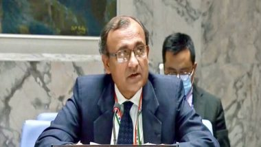 World News | India to Focus on Maritime Security, Peacekeeping, Counterterrorism During UNSC's August Presidency