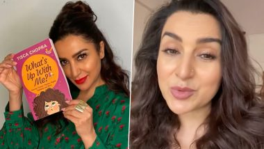 Tisca Chopra Talks About Teenage Girl Issues Like Puberty as She Promotes Her Book 'What's Up with Me?'