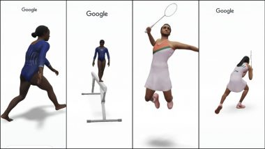 Tokyo Olympics 2020 Athletes in 3D: Here's How You Can View PV Sindhu, Simone Biles' Skills in 3D With Google AR