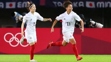 Sweden Women vs Japan Women, Tokyo Olympics 2020 Live Streaming Online On SonyLIV: Get Free TV Channel Of Women's Football Quarterfinal Match At Summer Games And Live Telecast Details