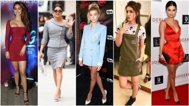 From Bandage Dress to Peplum Dress, 5 Types of Dresses Every Women Should Know