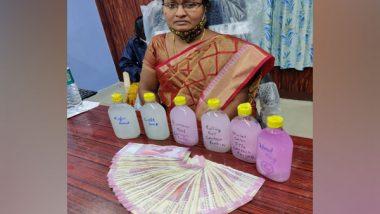 India News | Telangana's Jayashankar Bhupalpally Tahsildar Held Taking Rs 2 Lakh Bribe