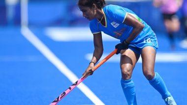Tokyo Olympics 2020: Vandana Katariya Becomes First Indian Woman Hockey Player to Score Hat-trick at Summer Games (Watch Video)