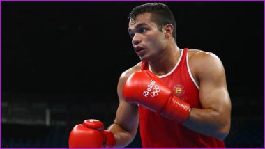 Boxer Vikas Krishan Knocked Out of Tokyo Olympics 2020 After 1st Round Defeat to S.Q.M Okazawa