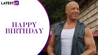 Vin Diesel Birthday Special: 11 Dominic Toretto Quotes from Fast and Furious Saga If You Love Being Part of His 'Family'!