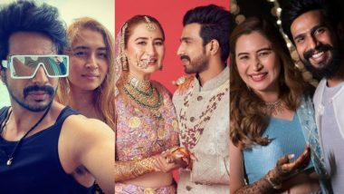Vishnu Vishal Birthday Special: Pictures of the Actor With His Wife Jwala Gutta That Are Simply Beautiful!