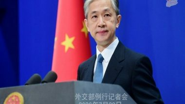 China Blames US for Security Crisis in Afghanistan