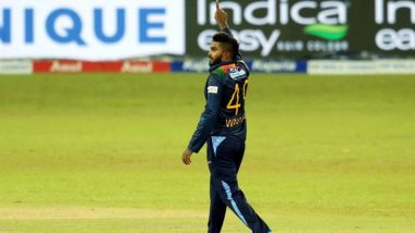 Sri Lanka Level Series With 4-Wicket Win in Second Twenty20 To Level 3-Match Series 1–1