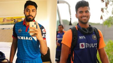 India vs County Select XI Practice Match: Avesh Khan, Washington Sundar Playing for County Side in Warm-Up Game