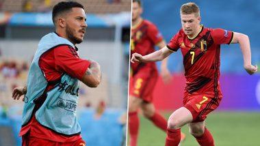Belgium vs Italy, Euro 2020: Will Eden Hazard and Kevin de Bruyne Play in Quarter-Final Encounter?