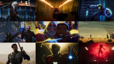 Marvel Studios' What If...? Trailer: The Avengers Reassemble for This Disney+ Anime Series That Mixes Up Their Fates and Powers (Watch Video)