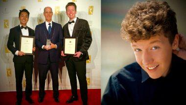 New York-Based Actor Caden Turner Wins Student Emmy Award: Talks Future Plans and Viral TikTok Success