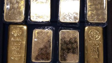 Madhya Pradesh: Three Held for Smuggling 5 kg Gold Worth Rs 2.44 Crore in Indore