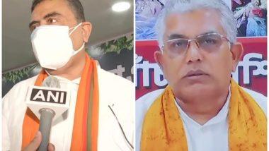 India News | Bengal BJP Leaders Hit Back at Mamata Banerjee, Accuse Trinamool Government of Tapping Phones