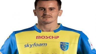 Sports News | ISL: Kerala Blasters FC Sign Uruguayan Midfielder Adrian Luna