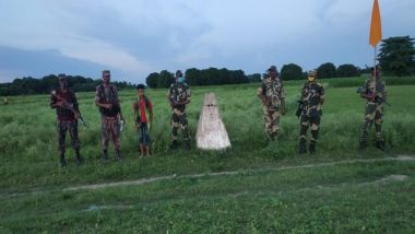 BSF Hands Over Minor Boy to Bangladesh Who Crossed International Border to Meet His Grandfather in India