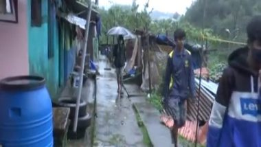 India News   After Warning from Disaster Detection System, 30 Families Evacuated in Kerala's Munnar Amid Rains