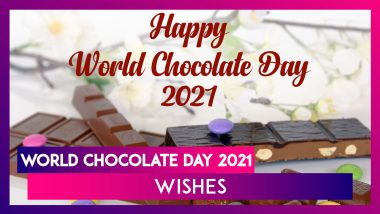 World Chocolate Day 2021 Wishes: Send Chocolate-Dipped Quotes and Messages to the Sweetest People