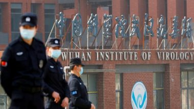World News | China Declines to Take Part in WHO-led COVID-19 Investigation