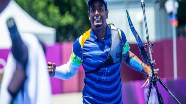 Sports News   I Just Tried to Maintain My Focus: Atanu After Memorable Win Against Jin Hyek