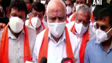 India News | Would Abide by Decision Given by JP Nadda: Yediyurappa Amid Speculation About His Removal