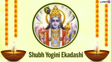 Happy Yogini Ekadashi 2021 Greetings: WhatsApp Messages, HD Images, Quotes, Facebook Status and SMS to Wish Family and Friends