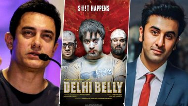 Delhi Belly Clocks 10 Years: Did You Know Ranbir Kapoor Was To Star in Abhinay Deo's Adult Comedy Produced by Aamir Khan?