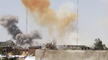 Yemen Airstrike: 21 Iran-Backed Houthi Rebels Killed in Saudi-Led Airstrikes in Al Bayda