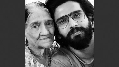 Amaal Malik Pens A Heartbreaking Note After His Grandmother's Demise, Says 'Cried Hopelessly For A Last Hug'