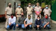 Delhi Police Arrests 5 People for Passing Lewd Comments on 3 Women From Darjeeling on July 18–19