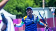 Atanu Das at Tokyo Olympics 2020, Archery Live Streaming Online: Know TV Channel & Telecast Details for Men's 1/8 Elimination Coverage