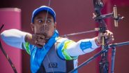 VVS Laxman, Delhi Capitals & Others Hail Atanu Das For Sensational Win Against World Number 2 Oh Jin-Hyek At Tokyo Olympics 2020 (Read Tweets)