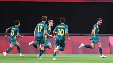 Lachlan Wales & Marco Tilio Lead Australia to Stunning 2-0 Win Over Argentina During Group C Fixture of Tokyo Olympics 2020 (Watch Goal Highlights)
