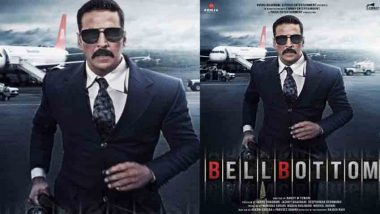 Bell Bottom: Akshay Kumar's Spy Thriller Gets a Release Date; Film To Hit the Screens on August 19 (Watch Video)