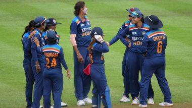 England Women vs India Women vs Live Cricket Streaming of 1st T20I 2021: Watch Free Telecast of ENG W vs IND W on Sony Ten1 & SonyLiv Online
