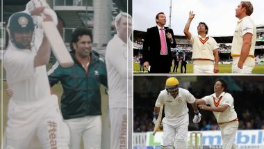 Sachin Tendulkar Shares Throwback Picture of Bicentenary Game at Lords in 2014, Check Post