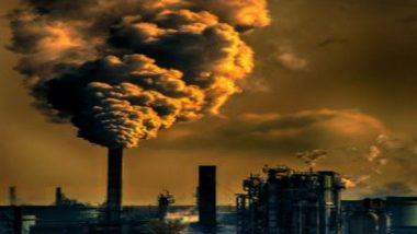 Science News   New Study Confirms Relationship Between Toxic Pollution, Climate Risks to Human Health