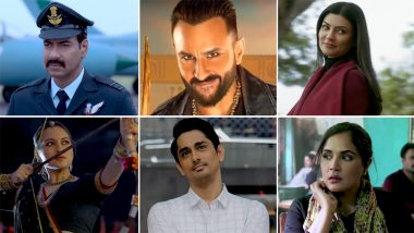 Disney Plus Hotstar 2021 Slate Out: Bhoot Police, Six Suspects, Escaype Live, Aarya 2, The Empire New Footage Revealed - Check Full List (Watch Video)