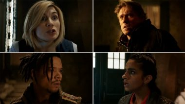 Doctor Who Season 13 Teaser: Jodie Whittaker, Mandip Gill And John Bishop Power Through Robots And Tumbling Secrets (Watch Video)