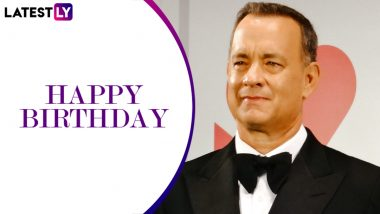 Tom Hanks Birthday Special: From Splash to News of the World, 11 Awesome Movie Quotes of the Actor That Are Quite Underrated!