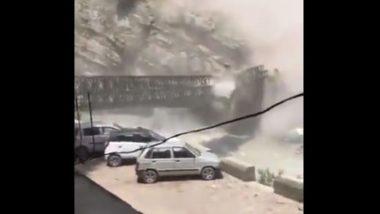 Himachal Pradesh Landslide: 9 Delhi-NCR Tourists Killed, 3 Others Injured in Rockslide in Kinnaur