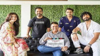 Entertainment News | Vidyut Jammwal's 'Khuda Haafiz' Sequel Goes on Floors