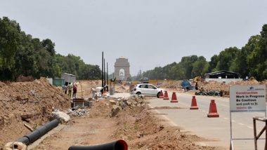 India News   All Projects Under Central Vista Development Plan Taken Up After Obtaining Necessary Clearance: Centre in LS